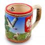 Mug glacé Pologne idylle