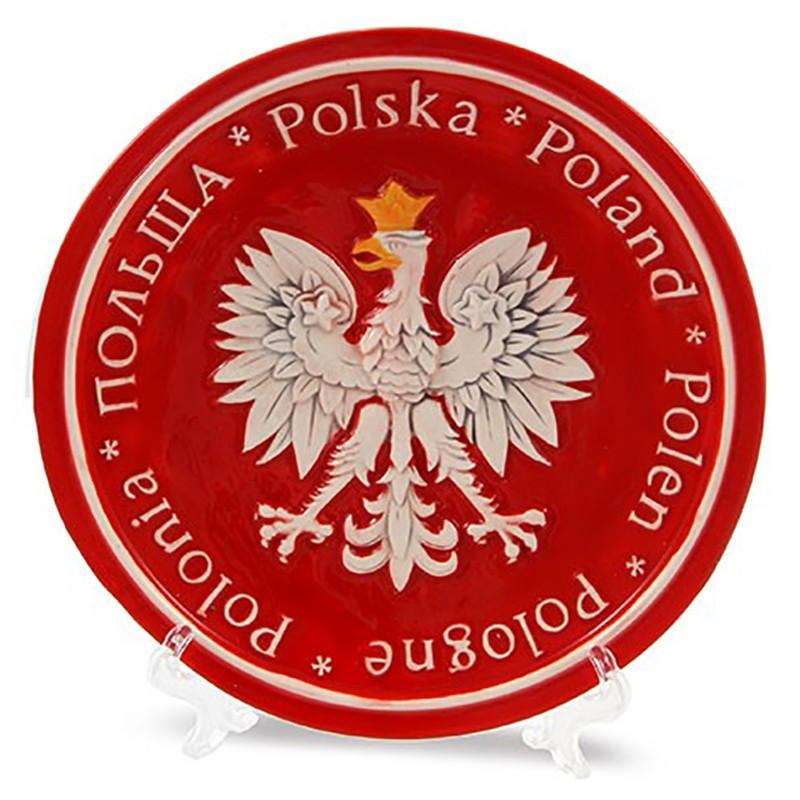 Maža keramine plokšte Lenkija