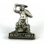 Botones Varsovia Sirena