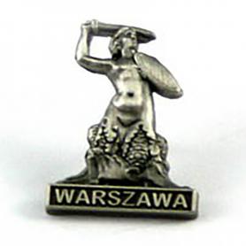 Épingle, épingle Varsovie, sirene