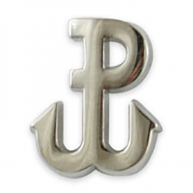 Botones, Polonia luchando pin