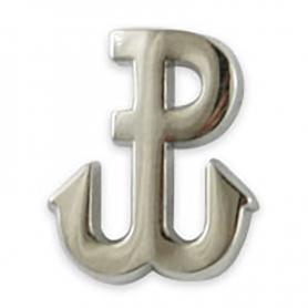 Buton, pin Fighting Poland