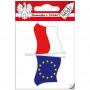 Vienintelis lipdukas Lenkija - Europos Sąjunga