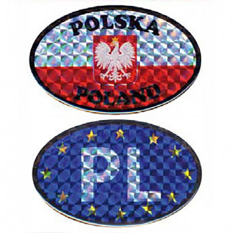Automobiliu lipduku rinkinys - PL - EU