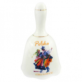 Ceramic bell Poland