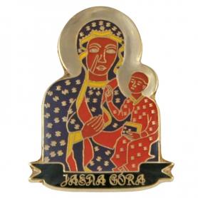 Mother of God fridge magnet