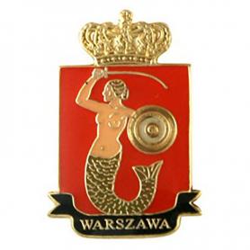 Pin, herbas Varšuva