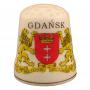 Keramines žirkles - Gdanskas