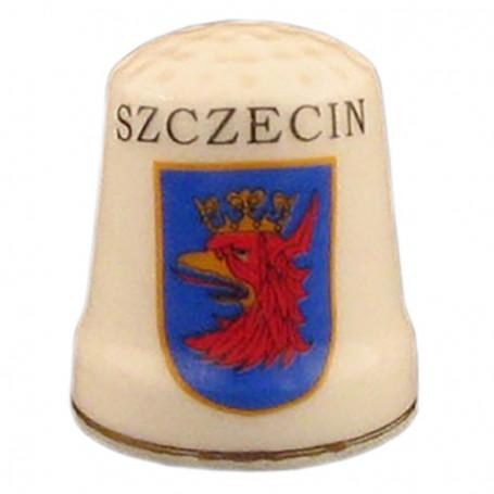 Naparstek ceramiczny - Szczecin