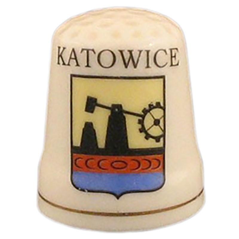 Dedal de cerámica - Katowice