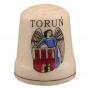 Dedal de cerámica - Toruń
