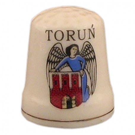Keramines antgalis - Toruń
