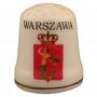 Dé en céramique - Varsovie