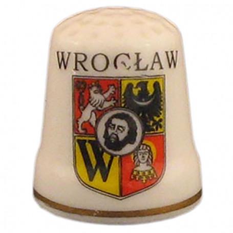 Dedal de cerámica - Wrocław