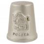 Metaline antpirštis - Lenkija, bizonis