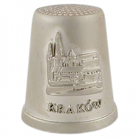 Metal thimble - Cracow