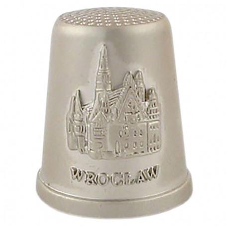 Dedal de metal - Wroclaw