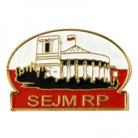 Przypinka, pin Sejm RP