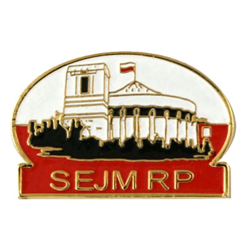 Pin, pin Sejm de la République de Pologne