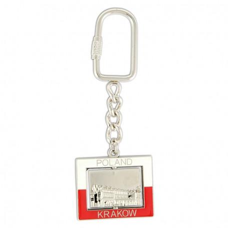 Metal nyckelring, Krakow