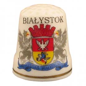 Ceramic thimble - Bialystok