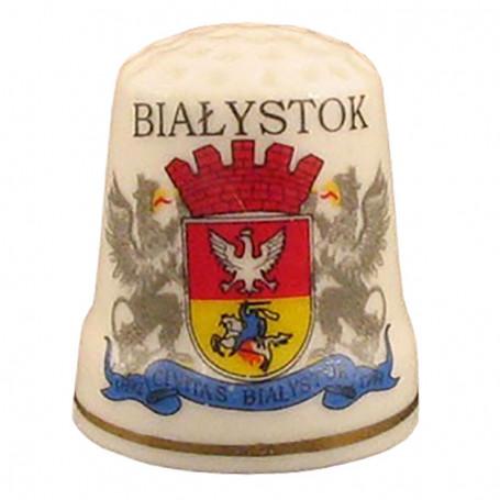 Dedal de cerámica - Białystok