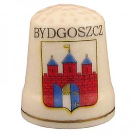 Ceramic thimble - Bydgoszcz