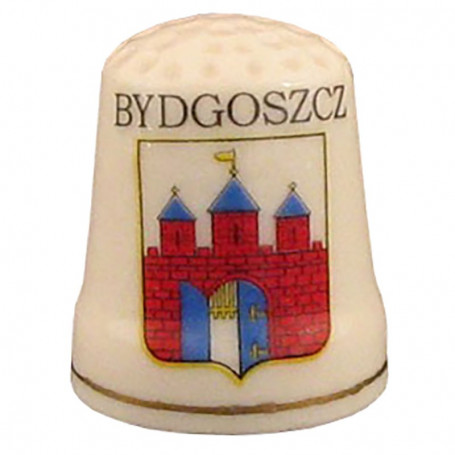 Dedal de cerámica - Bydgoszcz