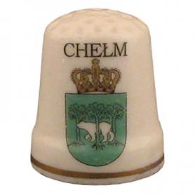 Ceramic thimble - Chelm