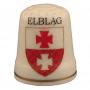 Dé en céramique - Elbląg