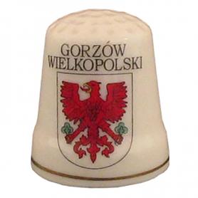 Ceramic thimble - Gorzow Wielkopolski