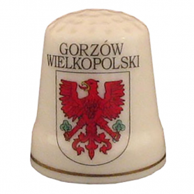 Keramischer Fingerhut - Gorzów Wielkopolski