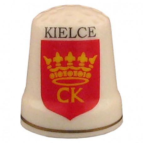 Dedal de cerámica - Kielce