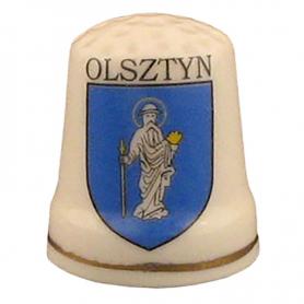 Keramik-Fingerhut - Olsztyn