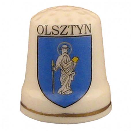 Dedal de cerámica - Olsztyn