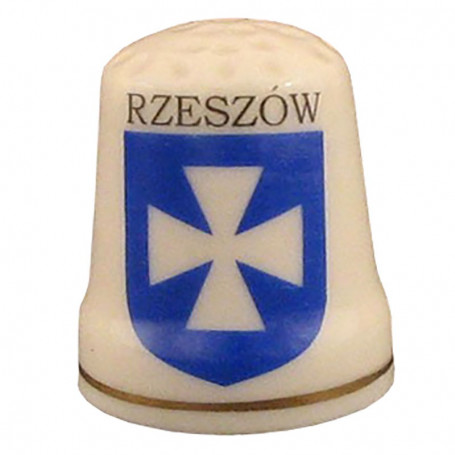 Naparstek ceramiczny - Rzeszów