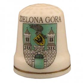 Ceramic thimble - Zielona Gora