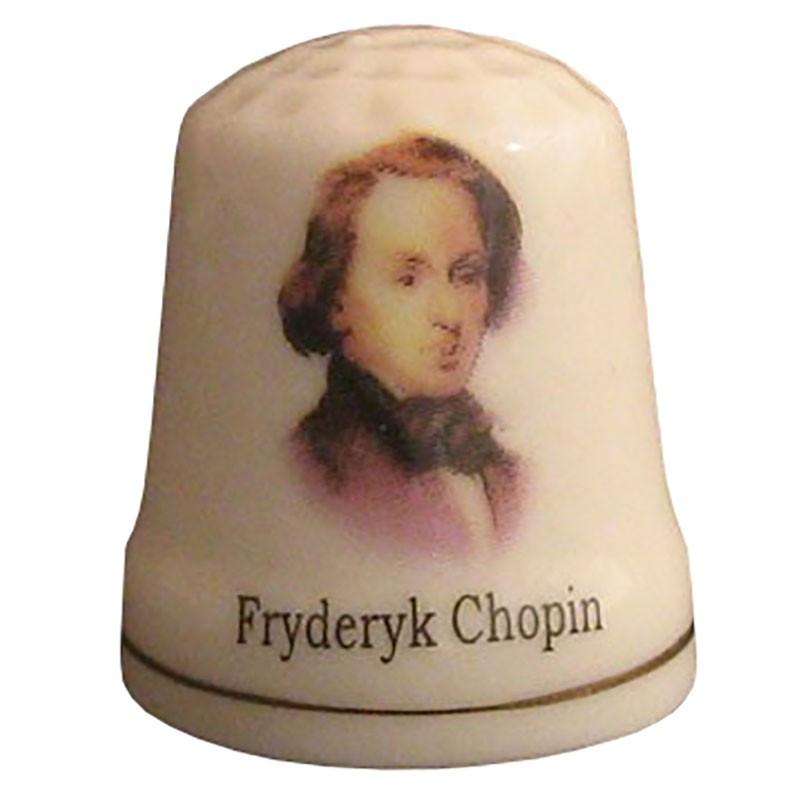 Cosse en céramique - Chopin