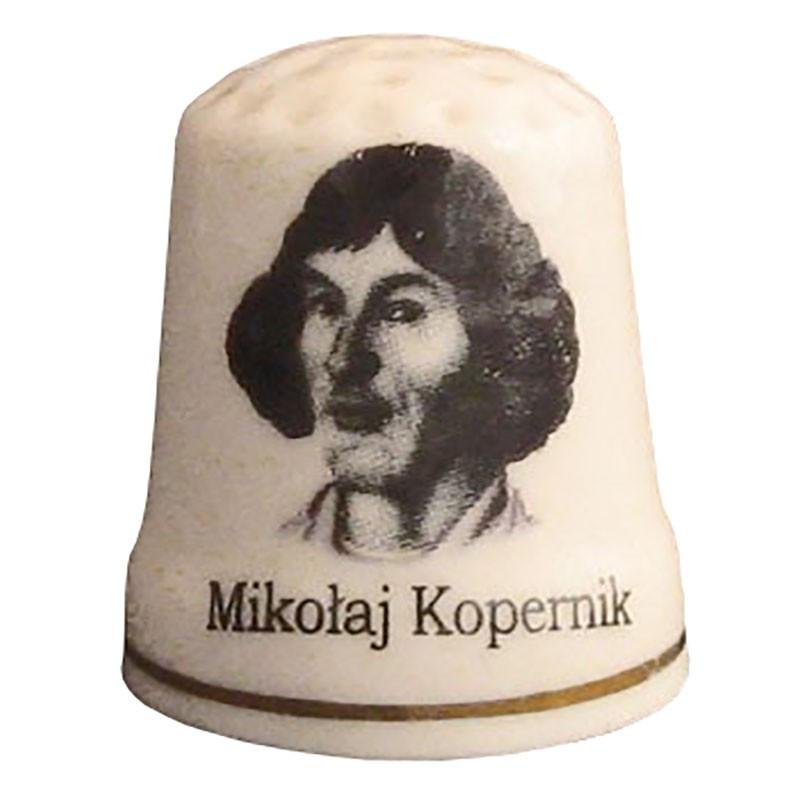 Naparstek ceramiczny - Kopernik
