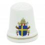 Dé en céramique - Jean Paul II