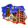 Magnes kontur Wrocław Jaś i Małgosia