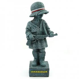 Statuette des Aufständischen