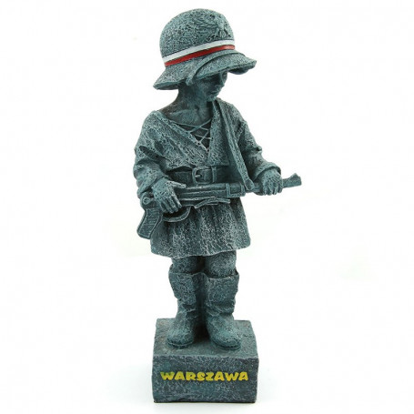 Statuette of the Warsaw Insurgent