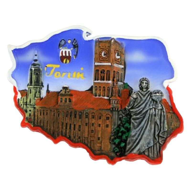 Magnes kontur Toruń