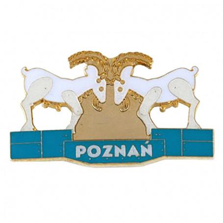 Aimant Poznań - chevres