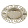 Cenicero de metal Polonia
