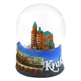 Snow globe 45 mm - Cracow Cloth Hall