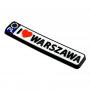 Magnes gumowy - rejestracja Warszawa