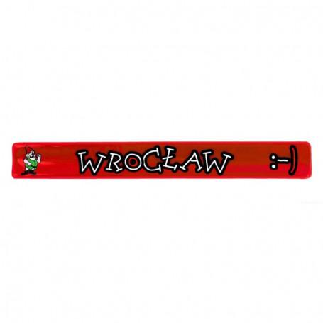 Opaska odblaskowa Wrocław