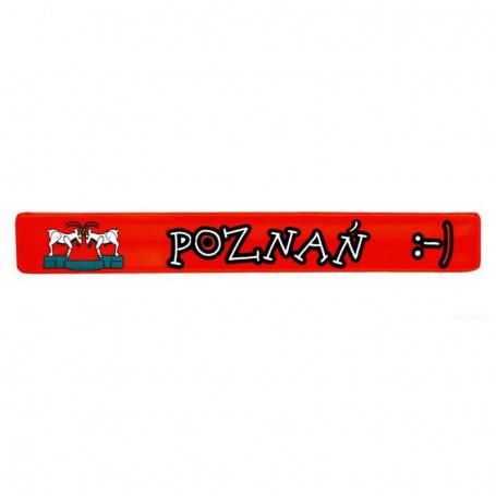 Opaska odblaskowa Poznań